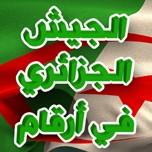 الجيش الجزائري في أرقام