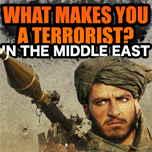 What makes you a Terrorist?